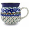 16 oz Stoneware Bubble Mug - Polmedia Polish Pottery H2888B