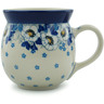 16 oz Stoneware Bubble Mug - Polmedia Polish Pottery H2890I