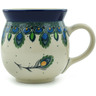16 oz Stoneware Bubble Mug - Polmedia Polish Pottery H2897I