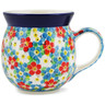 16 oz Stoneware Bubble Mug - Polmedia Polish Pottery H3095L