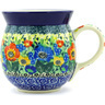 16 oz Stoneware Bubble Mug - Polmedia Polish Pottery H3218G