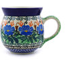 16 oz Stoneware Bubble Mug - Polmedia Polish Pottery H3236A