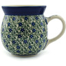 16 oz Stoneware Bubble Mug - Polmedia Polish Pottery H3244A