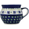 16 oz Stoneware Bubble Mug - Polmedia Polish Pottery H3325C