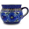16 oz Stoneware Bubble Mug - Polmedia Polish Pottery H3326C