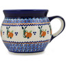 16 oz Stoneware Bubble Mug - Polmedia Polish Pottery H3653C
