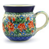 16 oz Stoneware Bubble Mug - Polmedia Polish Pottery H3733F