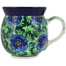 16 oz Stoneware Bubble Mug - Polmedia Polish Pottery H3930L