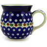 16 oz Stoneware Bubble Mug - Polmedia Polish Pottery H4071D
