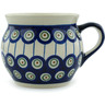 16 oz Stoneware Bubble Mug - Polmedia Polish Pottery H4073C