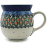 16 oz Stoneware Bubble Mug - Polmedia Polish Pottery H4111I