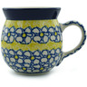 16 oz Stoneware Bubble Mug - Polmedia Polish Pottery H4115I