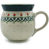 16 oz Stoneware Bubble Mug - Polmedia Polish Pottery H4116I