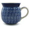 16 oz Stoneware Bubble Mug - Polmedia Polish Pottery H4117I