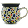 16 oz Stoneware Bubble Mug - Polmedia Polish Pottery H4119I