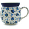 16 oz Stoneware Bubble Mug - Polmedia Polish Pottery H4130I
