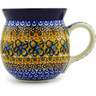 16 oz Stoneware Bubble Mug - Polmedia Polish Pottery H4153B