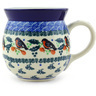 16 oz Stoneware Bubble Mug - Polmedia Polish Pottery H4333G