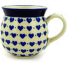 16 oz Stoneware Bubble Mug - Polmedia Polish Pottery H4832D