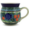 16 oz Stoneware Bubble Mug - Polmedia Polish Pottery H4900B