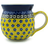 16 oz Stoneware Bubble Mug - Polmedia Polish Pottery H5085B