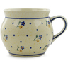 16 oz Stoneware Bubble Mug - Polmedia Polish Pottery H5166C