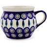 16 oz Stoneware Bubble Mug - Polmedia Polish Pottery H5168C