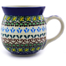 16 oz Stoneware Bubble Mug - Polmedia Polish Pottery H5192I