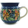 16 oz Stoneware Bubble Mug - Polmedia Polish Pottery H5197I
