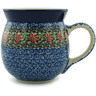 16 oz Stoneware Bubble Mug - Polmedia Polish Pottery H5281I