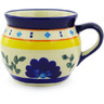 16 oz Stoneware Bubble Mug - Polmedia Polish Pottery H5401E