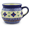 16 oz Stoneware Bubble Mug - Polmedia Polish Pottery H5406E