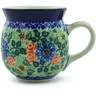 16 oz Stoneware Bubble Mug - Polmedia Polish Pottery H5615B