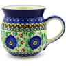 16 oz Stoneware Bubble Mug - Polmedia Polish Pottery H5632E