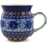 16 oz Stoneware Bubble Mug - Polmedia Polish Pottery H5633E