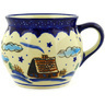 16 oz Stoneware Bubble Mug - Polmedia Polish Pottery H5756D