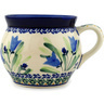 16 oz Stoneware Bubble Mug - Polmedia Polish Pottery H6169C