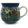 16 oz Stoneware Bubble Mug - Polmedia Polish Pottery H6171B