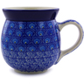 16 oz Stoneware Bubble Mug - Polmedia Polish Pottery H6737I