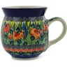 16 oz Stoneware Bubble Mug - Polmedia Polish Pottery H6803J
