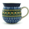 16 oz Stoneware Bubble Mug - Polmedia Polish Pottery H6930H