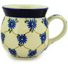 16 oz Stoneware Bubble Mug - Polmedia Polish Pottery H7115A