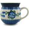 16 oz Stoneware Bubble Mug - Polmedia Polish Pottery H7116A