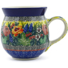 16 oz Stoneware Bubble Mug - Polmedia Polish Pottery H7522G