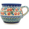 16 oz Stoneware Bubble Mug - Polmedia Polish Pottery H7530C