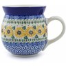 16 oz Stoneware Bubble Mug - Polmedia Polish Pottery H8338A