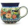 16 oz Stoneware Bubble Mug - Polmedia Polish Pottery H8476G
