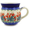 16 oz Stoneware Bubble Mug - Polmedia Polish Pottery H8535D