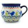 16 oz Stoneware Bubble Mug - Polmedia Polish Pottery H8642H