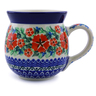 16 oz Stoneware Bubble Mug - Polmedia Polish Pottery H8720G